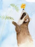 Baby Spring Animals II Fine Art Print