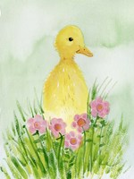 Baby Spring Animals III Fine Art Print