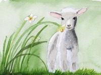 Baby Spring Animals IV Fine Art Print
