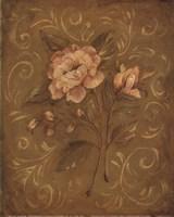 """Crackle Rose II by Kate McRostie - 8"""" x 10"""""""