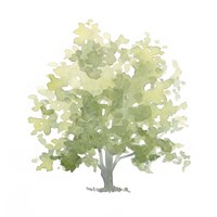 Lonely Oak II Fine Art Print