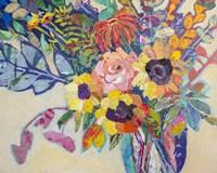 Fabulous Florals Fine Art Print