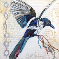 Happy Bird II Fine Art Print