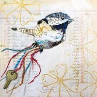 Happy Bird III Fine Art Print