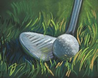 Tee Time II Fine Art Print