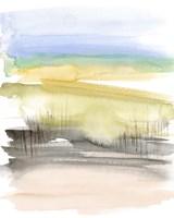 Grassy Marsh II Fine Art Print