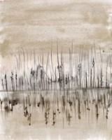 Marshline Reflection I Fine Art Print