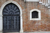 Windows & Doors of Venice VIII Fine Art Print