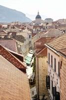 Rooftops - Dubrovnik, Croatia Fine Art Print