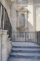 Courtyard Splendor - Dubrovnik, Croatia Fine Art Print