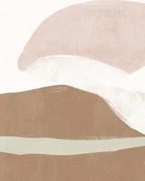 Symphonic Shapes I Fine Art Print