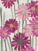 Spring Pinks IV Fine Art Print