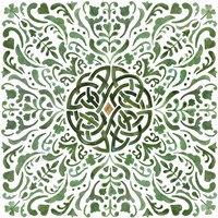 Celtic Knot II Fine Art Print