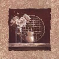 "Casual Corner III by Viv Bowles - 12"" x 12"""