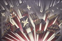 Gotham Air Corp Fine Art Print