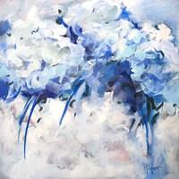 Hydrangeas on My Mind II Fine Art Print