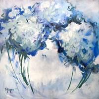 Hydrangeas on My Mind III Fine Art Print