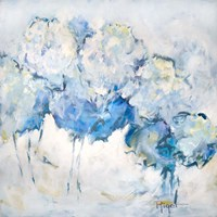 Hydrangeas on My Mind IV Fine Art Print
