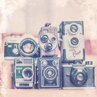 Vintage Camera II Fine Art Print