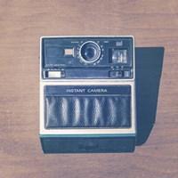 Vintage Camera III Fine Art Print