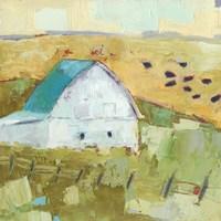 Nash Barn Fine Art Print