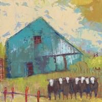 Request Barn Fine Art Print