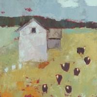 Potosi Barn Fine Art Print