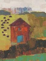 Darlington Barn Fine Art Print