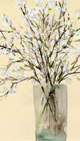 Spring Floral Arrangement II Fine Art Print