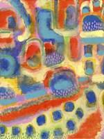 Village I Fine Art Print