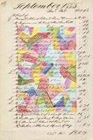 Journal Sketches XVII Fine Art Print