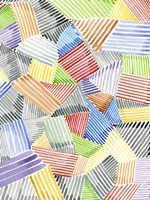 Crosshatch Quilt II Fine Art Print