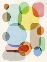 Inked Orbs V Fine Art Print