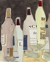 Wines & Spirits IV Fine Art Print