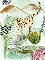 Jungle of Life I Fine Art Print