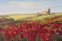 Tuscan Memories II Fine Art Print