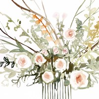 Foraged Flowers II Fine Art Print