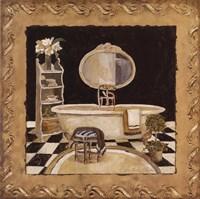 Maison Bath III Fine Art Print