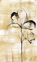 Gilded Beauty I Fine Art Print