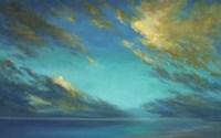Coastal Cloudscape Fine Art Print
