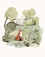 Fox Glen I Fine Art Print