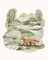 Fox Glen II Fine Art Print