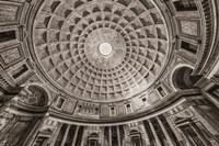 Italy, Pantheon Fine Art Print