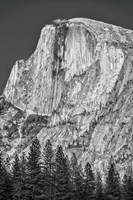 California, Yosemite, Half Dome Fine Art Print