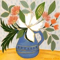 April Florals 11 Fine Art Print
