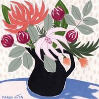 April Florals 12 Fine Art Print