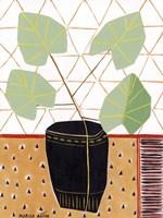 Gold Tablecloth 5 Fine Art Print
