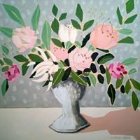 Spring Florals 1 Fine Art Print