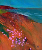 Sea Pinks Fine Art Print
