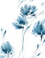 Blue Move 2 Fine Art Print
